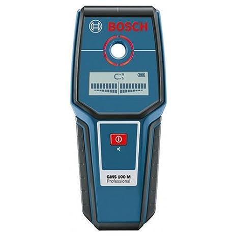 XS-prospec Advanced Bosch GMS 100 m escáner de pared Detector de para Cables y Metal [unidades 1] ---: Amazon.es: Bricolaje y herramientas