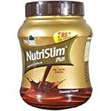Ayurwin Nutrislim Plus 500g Powder Chocolate Flavour, Free 50g