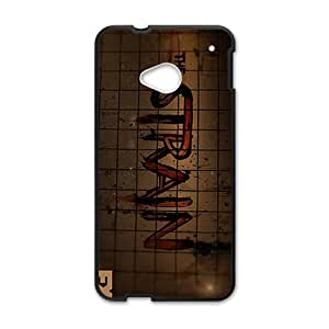 The Strain Phone Case for HTC M7 Black