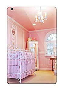 Defender Case With Nice Appearance (pink Walls And Ceiling In Baby Girl Nursery) For Ipad Mini/mini 2