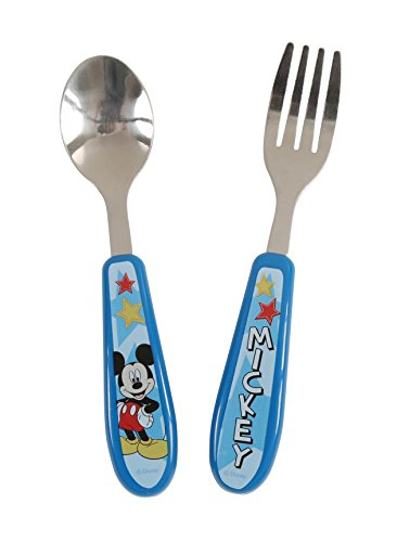 Disney Mickey Mouse Fork Spoon product image