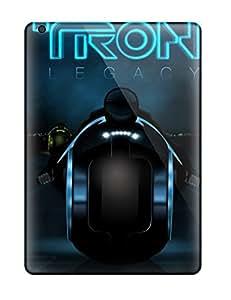 Ipad Case - Tpu Case Protective For Ipad Air- Tron Legacy (2010) Widescreen