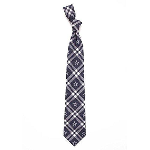 - Eagles Wings NFL Dallas Cowboys Men's Woven Polyester Rhodes Necktie, One Size, Multicolor