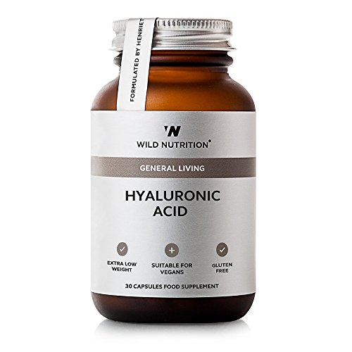 Wild Nutrition Hyaluronic Acid Capsules 30 by Wild Nutrition