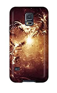 2015 Ultra Slim Fit Hard Case Cover Specially Made For Galaxy S5- Light 1006286K61079554