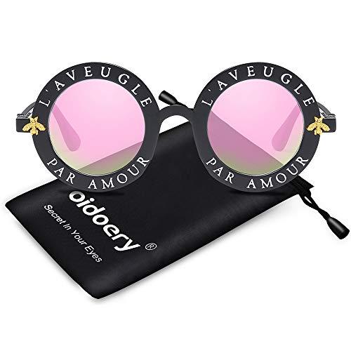 Oidoery Womens Polarized Sunglasses Unisex