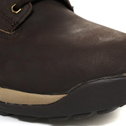 GRIPFAST Herren Brauner Stiefel Donner Industrie Schuhe, Braun, 45