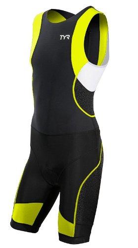 8c7011be6a Image Unavailable. Image not available for. Color: TYR 706TMNTXP6AXS Men's  Sport Competitor Swim Trisuit ...