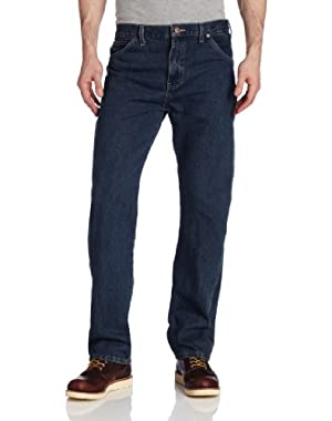 Men's Regular-Fit Six-Pocket Jean