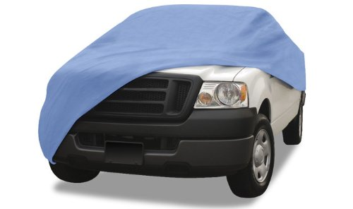 1982 F150 Pickup Ford - Budge Duro Truck Cover Fits Trucks with Standard Cab Long Bed Pickups up to 228 inches, TD-4 - (Polypropylene, Gray)