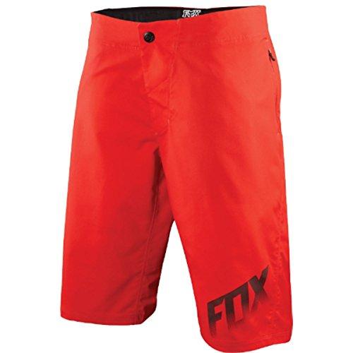 Fox Men's Indicator Shorts, Red, 28
