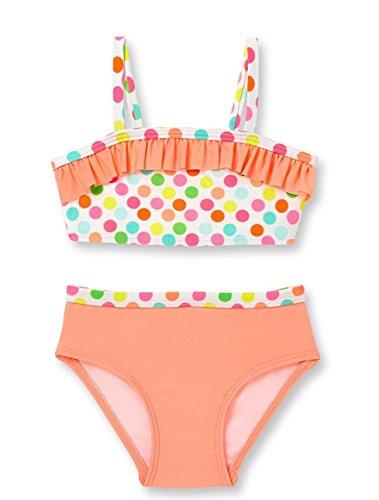 Baby Girl OP Ocean Pacific Polka Dotted Bikini Swim Suit - Size 3-6 (Dotted Bikini)