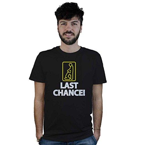 Amusante Image Enterrement Noir T De Chance Dernier Fête Noir shirt Vie Garçon 0nzxwxCZq8