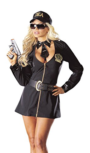 Dreamgirl Sexy COP Costume