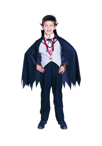 Child's Classic Vampire Costume Size: Youth Large 12-14 by RG Costumes by RG Costumes