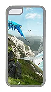 linJUN FENGiphone 6 4.7 inch case, Cute Birds Paradise iphone 6 4.7 inch Cover, iphone 6 4.7 inch Cases, Soft Clear iphone 6 4.7 inch Covers