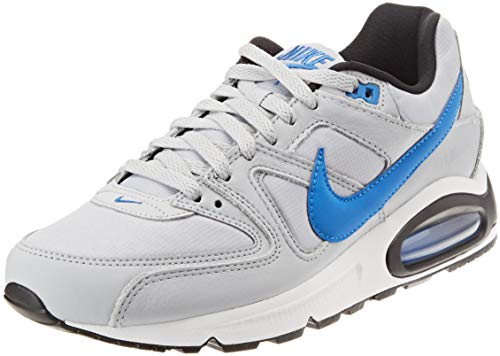 036 white black Homme Command Max Nike Baskets signal Multicolore Blue Grey Air wolf Mode waqW76PO