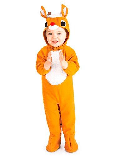 Rubie's Costume Co Reindeer Costume, Toddler, -