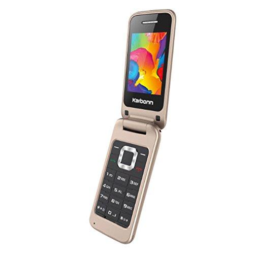 fbb891437c7 Karbonn K-Flip Stylish Dual SIM Feature Mobile Phone With Multi Language