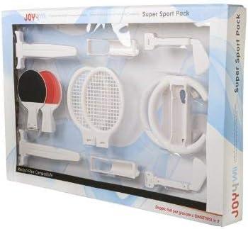 Joy4 WII Sports PACK luxury Sport/tiempo libre compatible con nintendo 10pz: Amazon.es: Electrónica