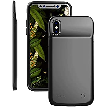 Iphone x battery case support lightning for Iphone x portable charger