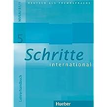 Amazon susanne kalender books schritte international 5 lehrerhandbuch niveau b11 fandeluxe Gallery