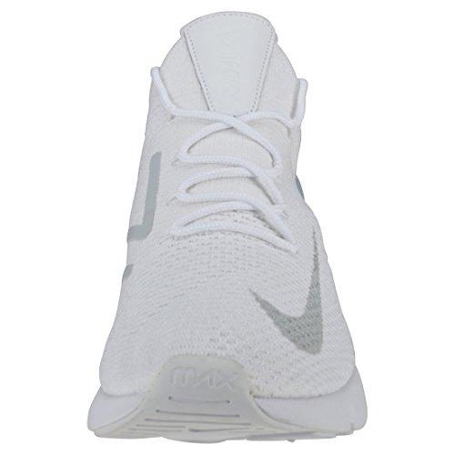 102 Herren Flyknit Platinum White Pure Gymnastikschuhe 270 Weiß Air White Max Nike gPxTZw1qP