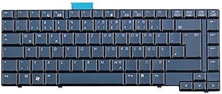 HP Teclado original Compaq 6730B 6735B DE nuevo: Amazon.es ...