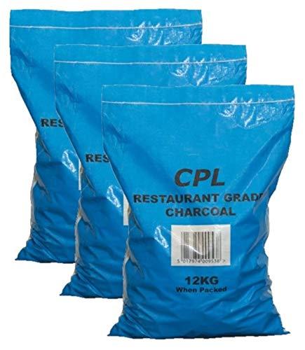 CPL Distribution 12kg Restaurant Grade Charcoal 2