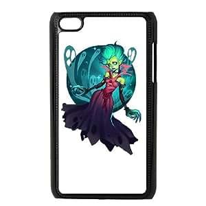 ipod 4 Black phone case Death Prophet Dota 2 DOT6672142