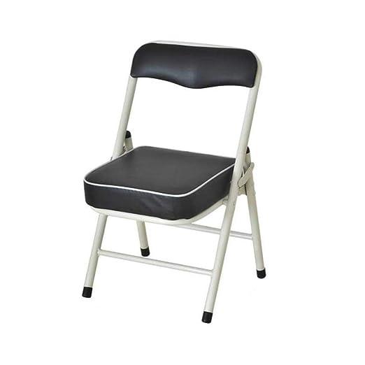 Amazon.com: FENGFAN-Taburete de silla plegable para niños ...
