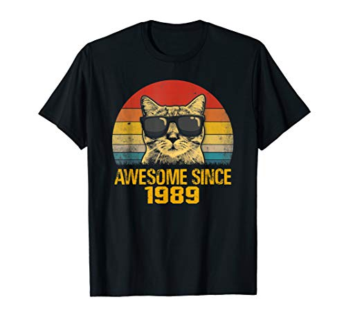 Premium Legend Since 1989 30th Birthday Mens Funny T-Shirt 30 Year Old Top