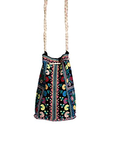 Hobo Clover Was Crossbody Bucket Bag Johnny Hippie UYa0q8Uw