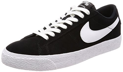 Blazer Zapatillas 019 SB White Gum Skateboarding Nike Negro para Low de Hombre Brown Light Black Zoom IaEqwB