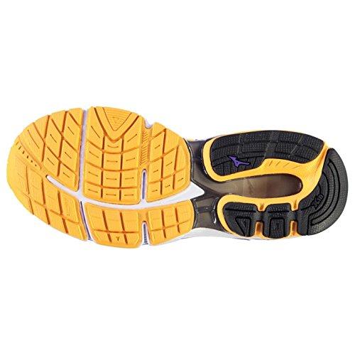 Mizuno Wave Inspire 13Chaussures de course à pied pour femme PURP/Oran Baskets Sneakers