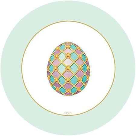 Industrial & Scientific CASPARI Plate Salad Imperial Egg 8 CT ...