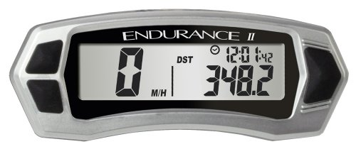 Trail Tech 20-2018 Endurance II Silver Computer For Sale