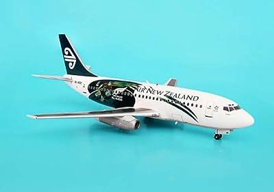 AVIATION200 1-200 Scale Model Aircraft AV2732234 Air New Zealand 737-200 1-200 All Blacks No. NZ-NQC