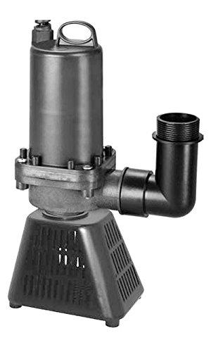 Gph Pump Skimmer (Danner 20355 2550 GPH Pond Skimmer Pump 11.5-Foot Shut Off)