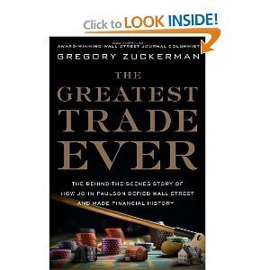 The Greatest Trade Ever byZuckerman