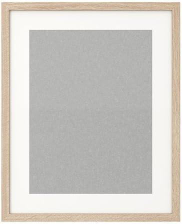 Ikea Ribba Frame Oak Effect 40x50 Cm Amazon Co Uk Kitchen Home