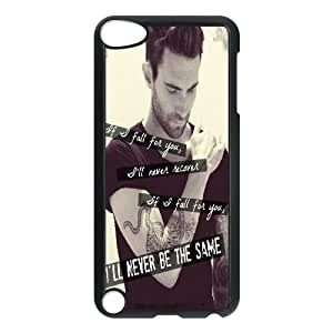 maroon 5 Design Cheap Custom Hard Case Cover for iPod Touch 5, maroon 5 iPod Touch 5 Case