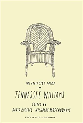 Image result for the collected poems of tennessee williams