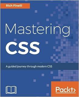 Mastering CSS: Amazon in: Rich Finelli: Books