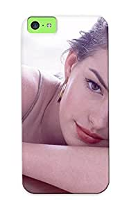 Diy iPhone 6 plus Design High Impact Dirt/shock Proof Case Cover For iPhone 6 plus (anne Hathaway Actress Women Females Girls Sexy Babes Face Eyesv )