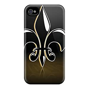For iphone 6 (4.7) Protector Cases New Orleans Saints Phone Covers