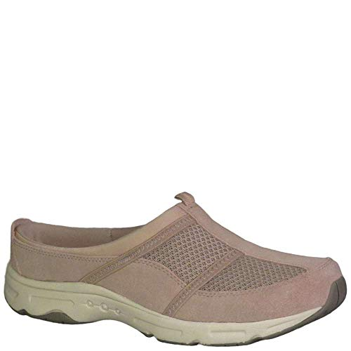 Easy Spirit Women's 7ARGYLE Clog, Taupe, 6.5 M US