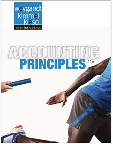 Accounting Principles 11E Binder Ready Version with WileyPLUS Card Set