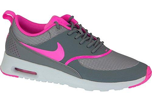 Nike Dameslucht Max Thea Cool Grijs / Roze Kracht / Puur Platina