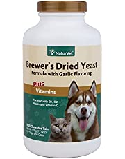 Garmon Corporation Brewer's Yeast with Garlic Vitamin Tablets, 1000 tabs